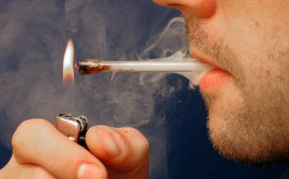 Fifka - lufka do palenia - tytoniu i marihuan
