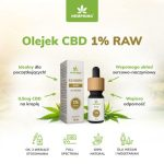 Olej CBD 1% RAW - 10ml-2