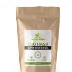 Hash CBD 17% - 1g Super Sour Diesel