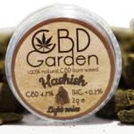 Hash CBD 4,7% - 2g