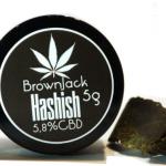 Hash CBD 5,8% - 5g
