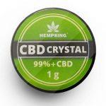 Kryształ CBD 99% - 1g