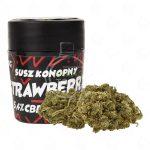 Susz konopny CBD 5,4% - 1g Strawberry