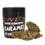 Susz konopny CBD 6% - 1g Caramel