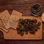 Susz konopny z CBD 11,7% - 1g Remedium Mango Cookies
