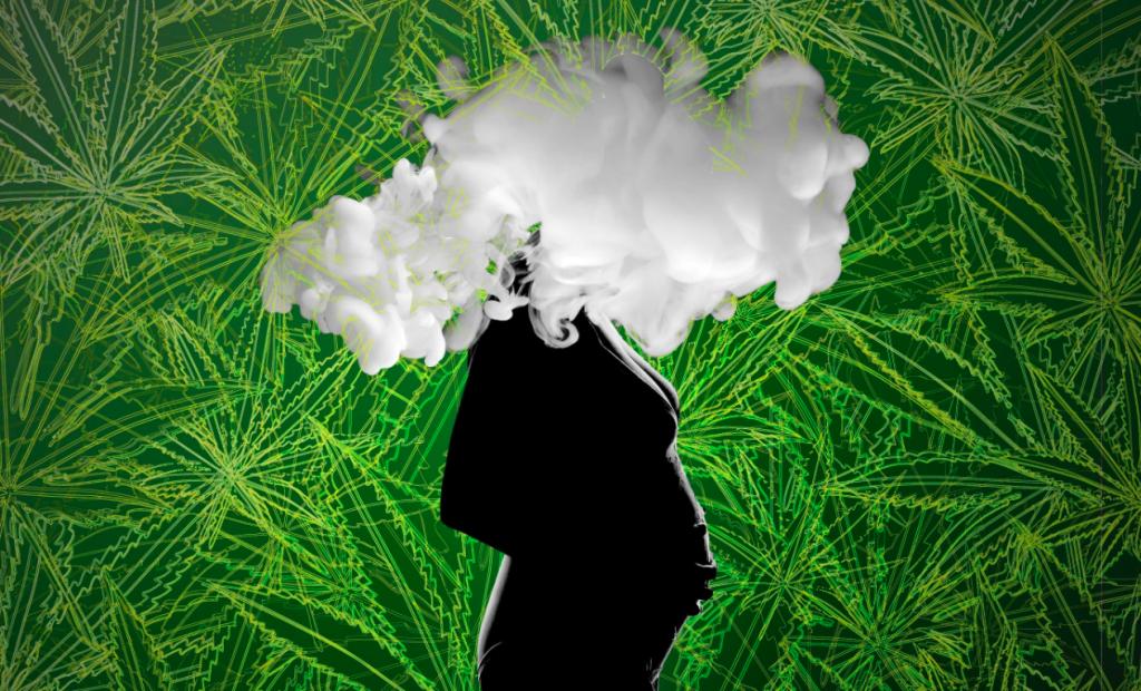 Palenie marihuany a dzieci i ciąża